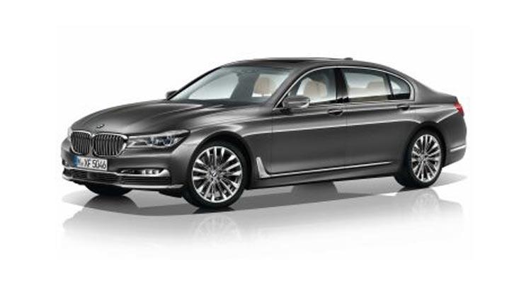 Inikah Spesifikasi BMW 7-Series?