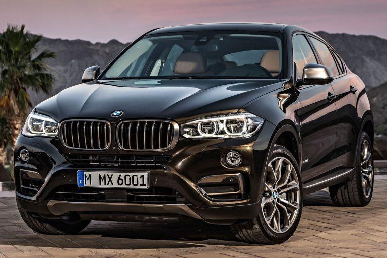 Ini Spesifikasi All New BMW X6 xDrive35i