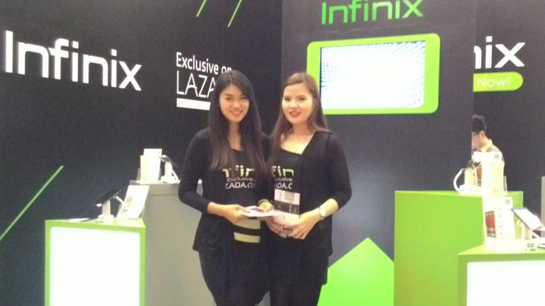 Infinix Perlihatkan Seri Zero di ICS 2015