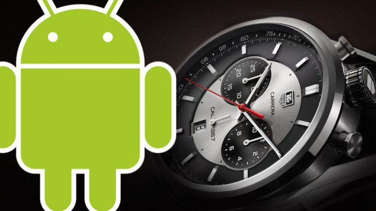 Siap-siap, Tag Heuer Rilis Android Smartwatch November 2015