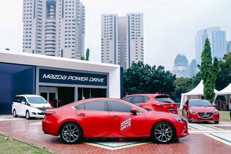 Mazda Pamerkan Teknologinya di Ajang Mazda Power Drive