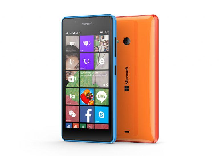 Lumia 540 Dual Sim Hadir di Indonesia, Harganya Rp2 Juta