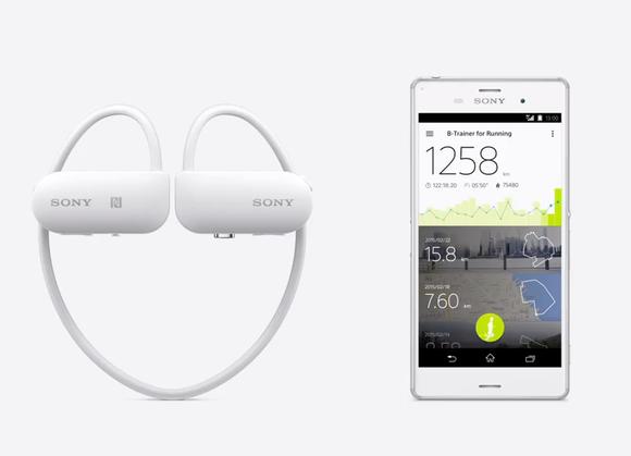 Smart B-Trainer, Lari Bersama Gadget Racikan Sony Sesuai Irama Lagu