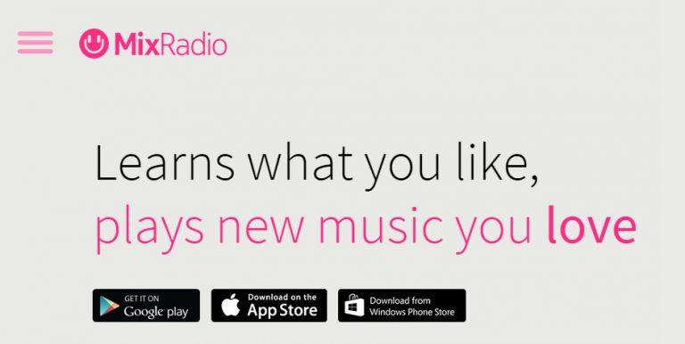 Tumbuh Cepat, MixRadio Jadi Aplikasi Musik Teratas di Indonesia