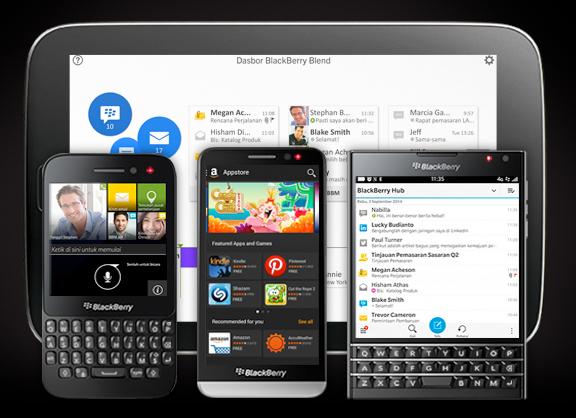 Blackberry 10.3.2: Update untuk Semua Smartphone Blackberry 10