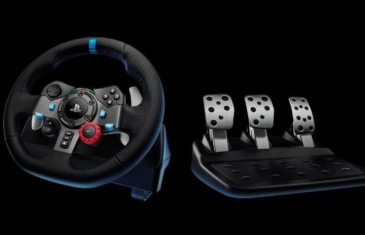 Logitech G29 Driving Force, Balapan di PS4 Jadi Lebih Seru