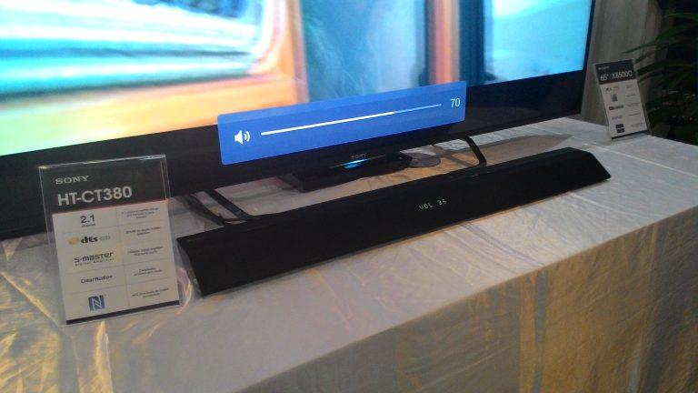 Sound Bar Terbaru Sony, Speaker Pelengkap Hiburan di Rumah