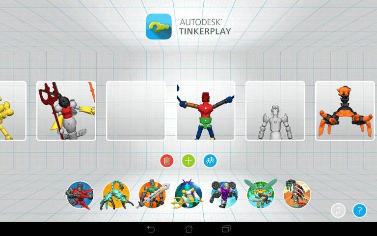 Ajak Anak-anak Belajar Desain 3D, Autodesk Luncurkan Tinkerplay