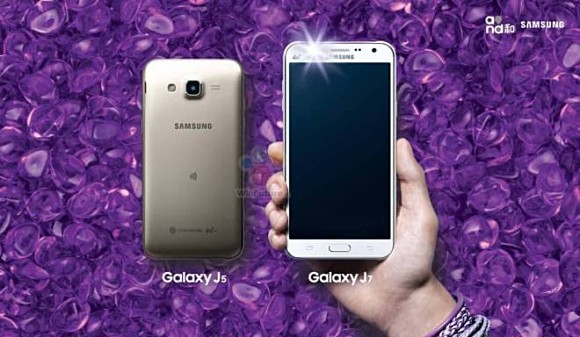 Perdana, Samsung Jual Galaxy J7 dan J5 Hanya di Tiongkok