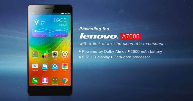 Di India, Lenovo Sukses Pasarkan 1 Juta Smartphone 4G Miliknya