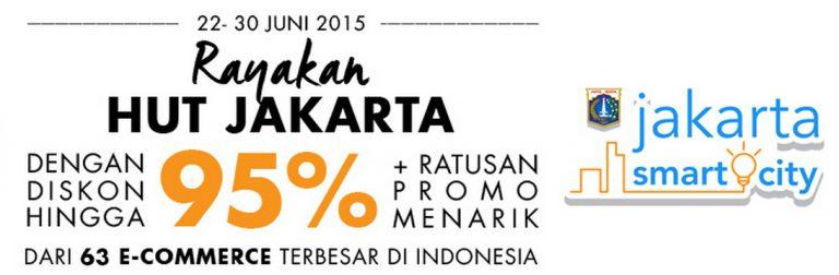 Jakarta Great Online Sale Kembali Digelar, Libatkan 63 E-Commerce