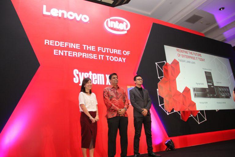 Lenovo XClarity, Solusi Teknologi Ideal untuk UKM Hingga Institusi Pemerintah