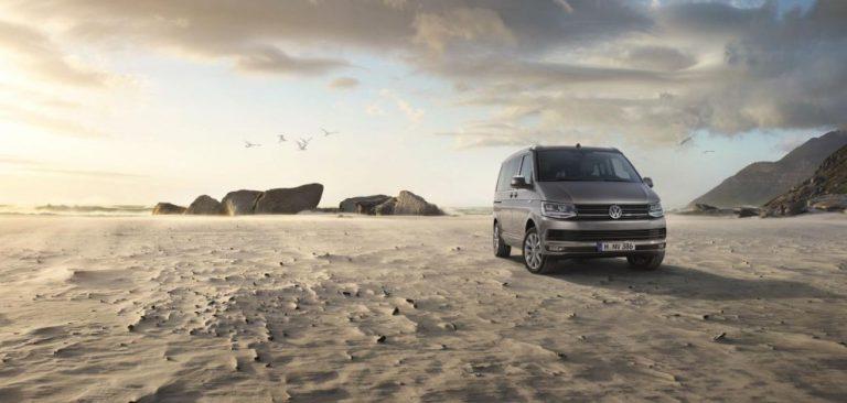VW Luncurkan Desain Baru Campervan