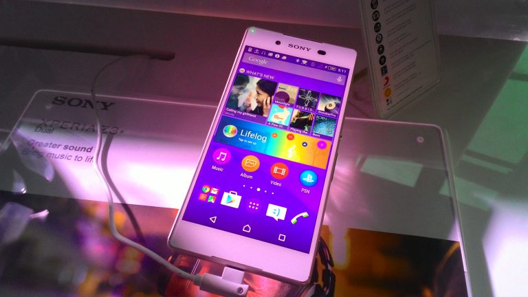Rilis di Indonesia, Xperia Z3+ Benamkan Beragam Teknologi Andalan Sony