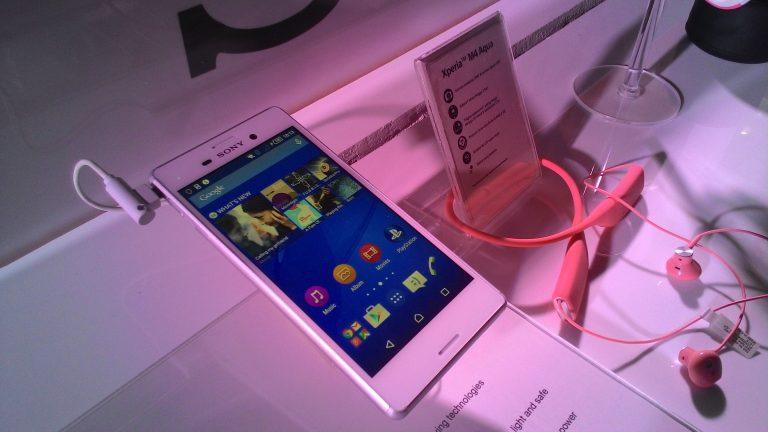 Muncul di Indonesia, Sony Xperia M4 Aqua dan C4 Dibanderol Rp4 Jutaan