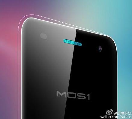 Ramos Mos1, Smartphone yang Gunakan Teknologi Baterai Mobil Listrik