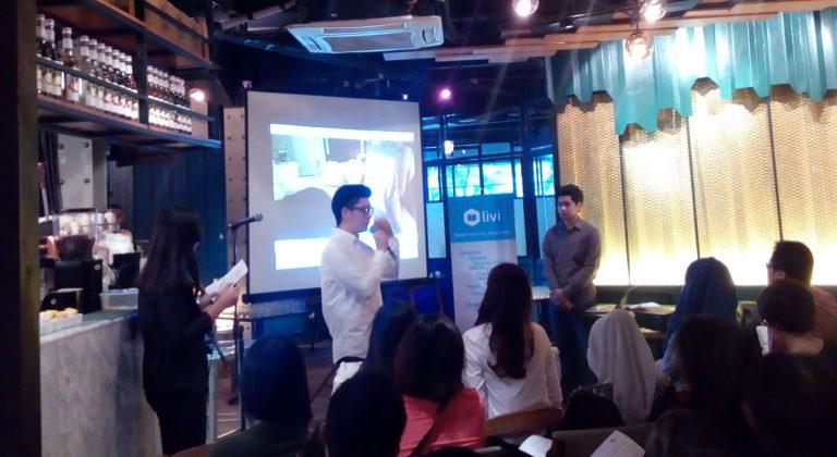 LIVI Luncurkan Aplikasi e-Book Reader Lokal untuk Masyarakat Indonesia