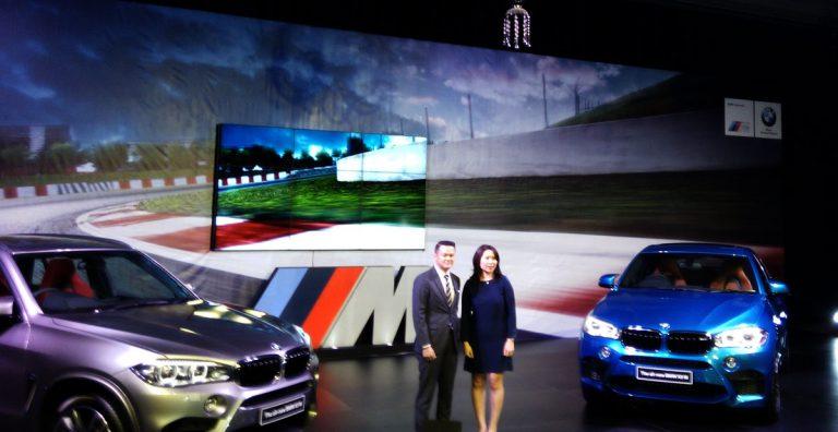 BMW X5 M dan X6 M Resmi Hadir di Indonesia