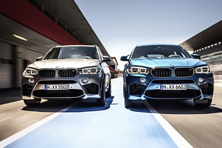 Ini Dia Spesifikasi dan Dimensi All New BMW X5 M dan X6 M