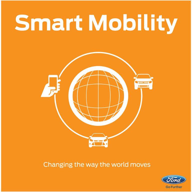 Ford Smart Mobility, Solusi Ford untuk Mengubah Cara Dunia Bergerak