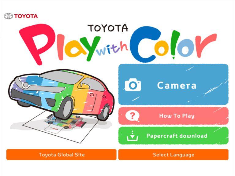 Melalui Play With Color, Toyota Ajak Konsumennya Berkreasi
