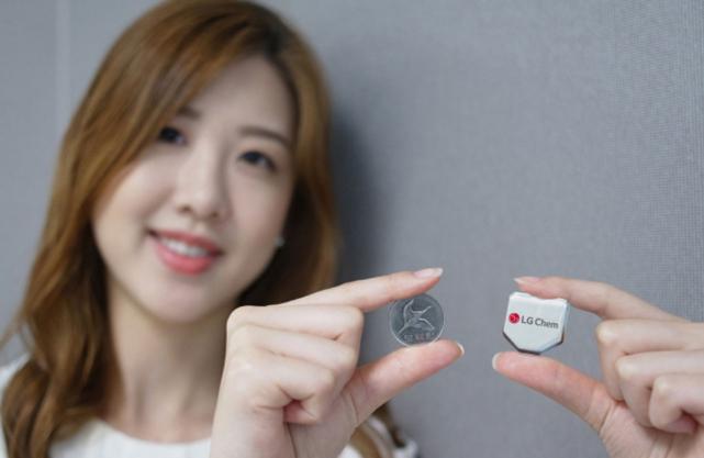 LG Sukses Buat Baterai Heksagonal untuk Smartwatch
