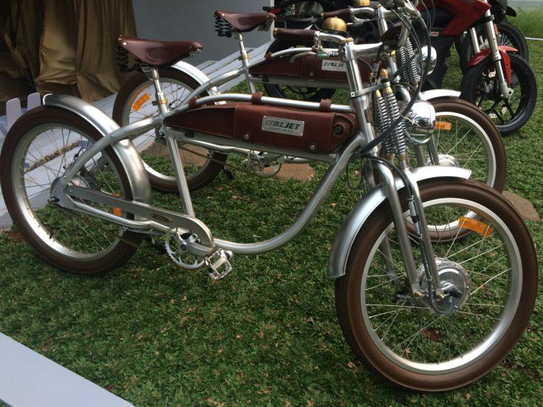 Garansindo Akan Hadirkan Tiga e-Bike Eksklusif di IIMS 2015