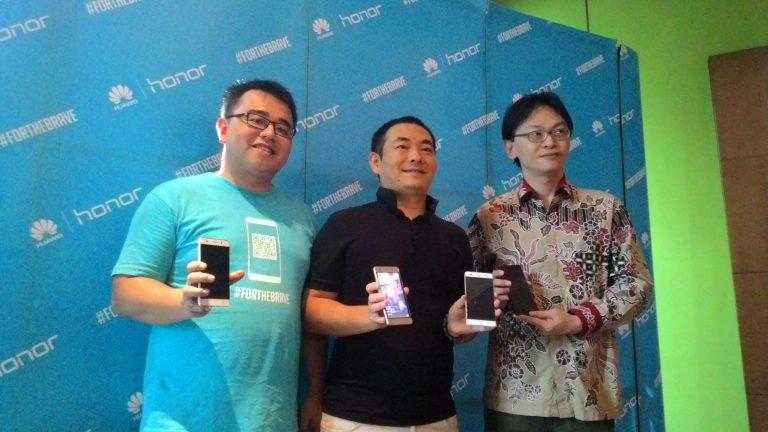 Sasar Kelas Menengah, Huawei Pasarkan Honor 4C di Indonesia