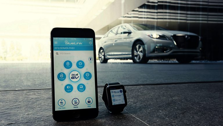 Aplikasi Hyundai Blue Link Terbaru Siap Digunakan di Apple Watch