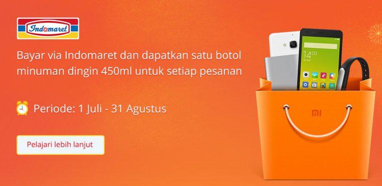 Beli Gadget Xiaomi, Kini Bisa Bayar di 11 Ribu Gerai Indomaret