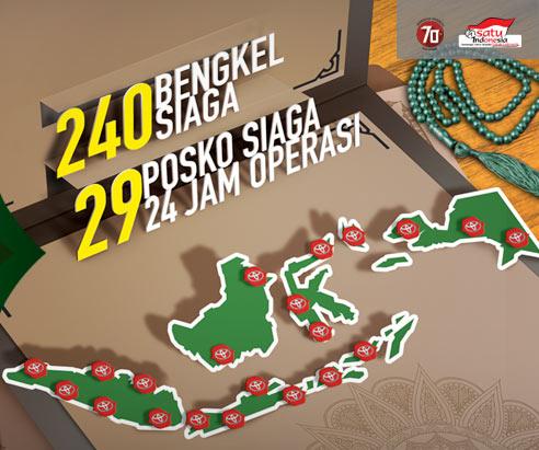 Toyota Gelar Holiday Campaign untuk Mudik Lebaran