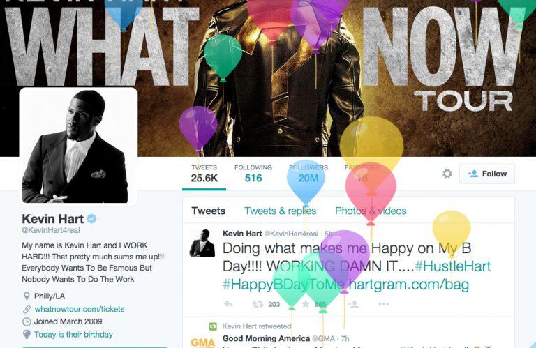 Twitter Tambah Fitur Notifikasi Ulang Tahun
