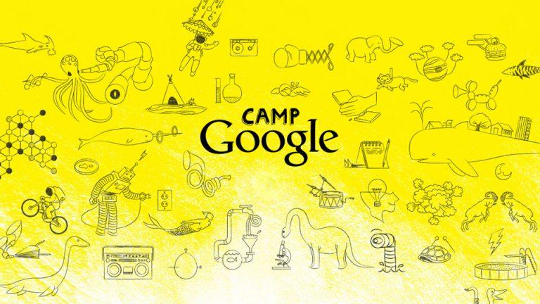 Dibuka Gratis! Liburan Kreatif Bersama Google Camp
