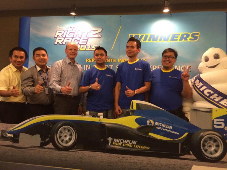 Michelin Kirim 24 Gamer ke Michelin Pilot Sport Experience di Sepang