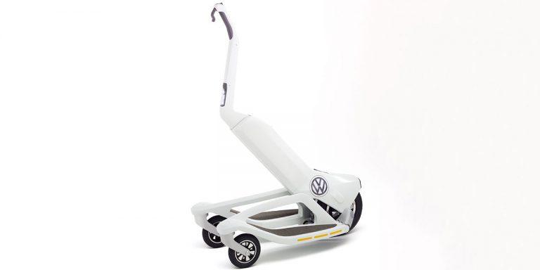 Volkswagen Kembangkan Skuter Listrik untuk Tahun 2016