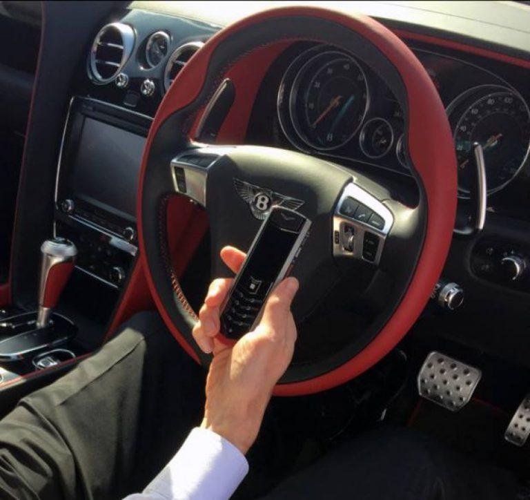 Vertu Bikin Edisi Khusus untuk Bentley