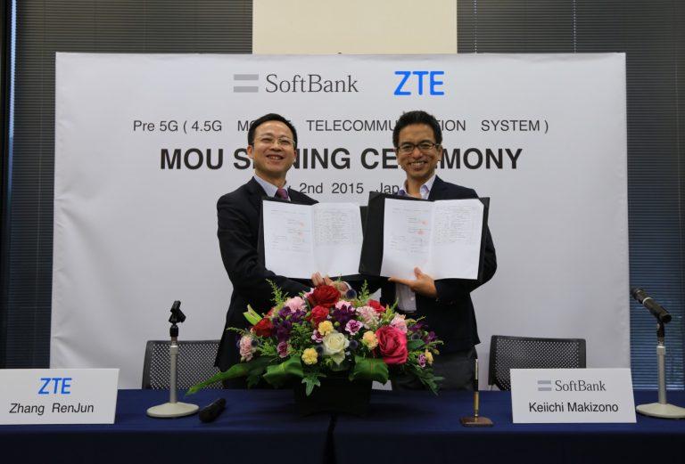 Bersama SoftBank, ZTE akan Uji Coba Teknologi Pre-5G di Jepang