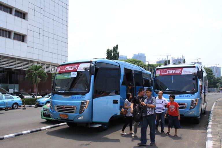 IIMS 2015 Sediakan Shuttle Bus Gratis di 10 Pusat Perbelanjaan