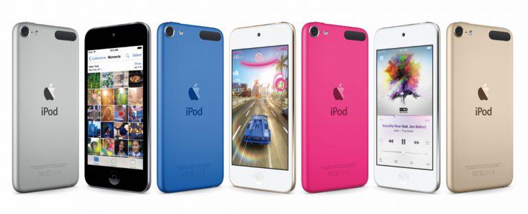 Inilah Generasi Keenam iPod Touch Buatan Apple
