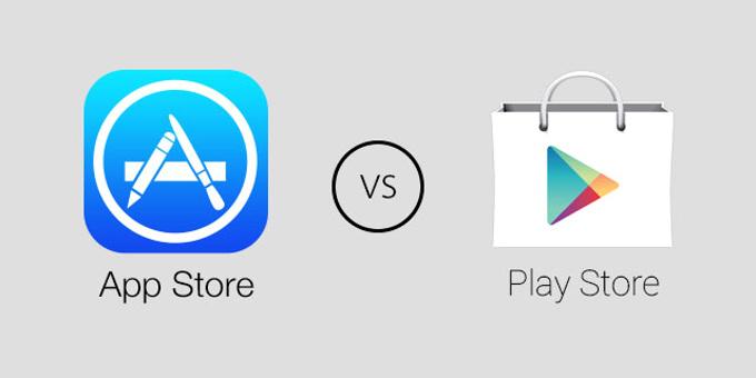 1,5 Juta Aplikasi Hadir di App Store, Play Store Tetap yang Terbanyak