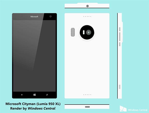 Jelang Rilis Windows 10, Microsoft Siapkan Smartphone Flagship Lumia 950 dan 950 XL
