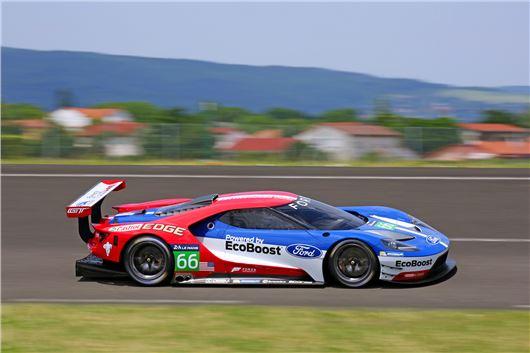 Gandeng Michelin, Ford Kembali ke Arena Le Mans