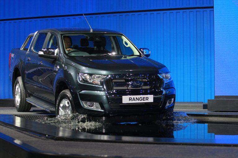 Ford Rayakan Awal Produksi New Ranger