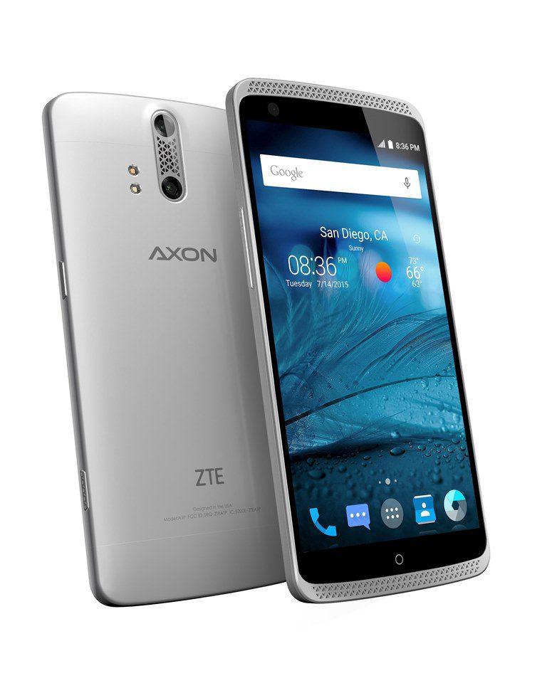 ZTE Axon, Smarphone Baru ZTE yang Terinspirasi dari Konsumennya