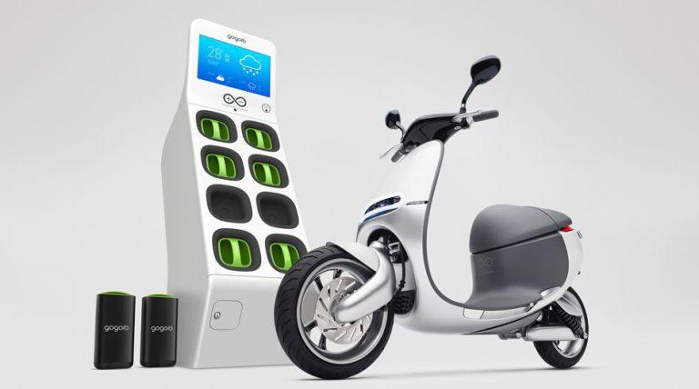 Smart Scooter Gogoro Siap di Kirim ke Konsumen