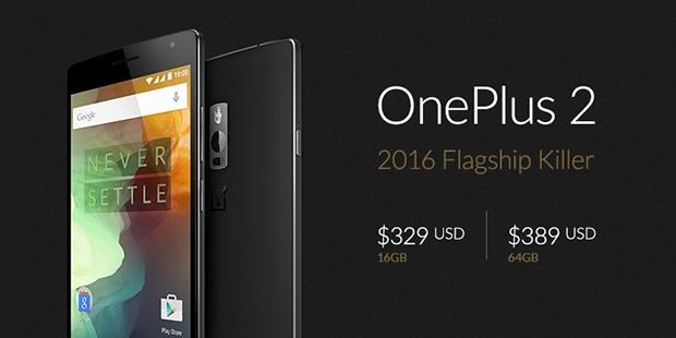 OnePlus 2: Flagship Killer Generasi Kedua Ini Tersedia dalam Dua Model