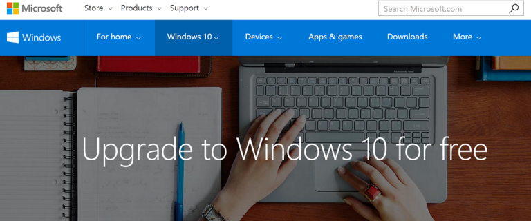 Upgrade ke Windows 10 Lebih Mudah Via Mitra Ritel