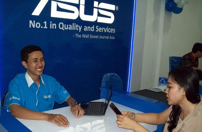 Sajikan Layanan Optimal, ASUS Bangun Service Center di Kota Padang