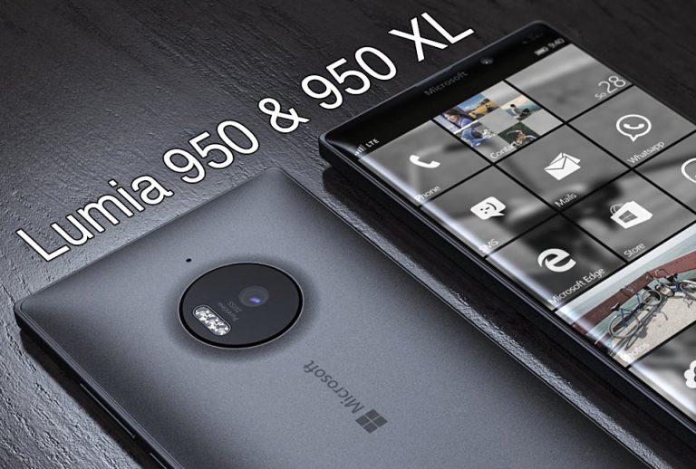 Dua Flagship Lumia, Talkman dan Cityman Diperlihatkan Microsoft Oktober 2015