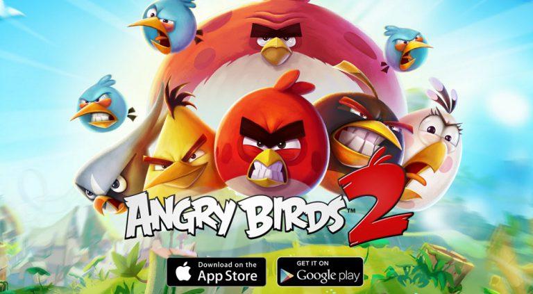 Angry Birds 2 Resmi Hadir di Play Store dan App Store